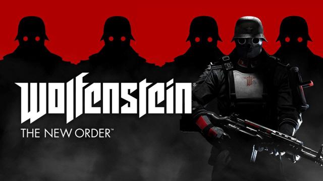 나치가 승리한 세계관을 바탕으로 한 FPS 게임 올펜슈타인 더 뉴 오더. /베데스다