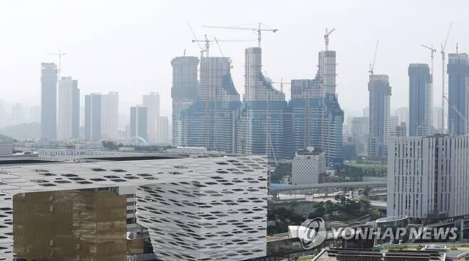 급등하는 세종시 아파트값, 주택대출 증가율도 최고 [연합뉴스 자료사진]