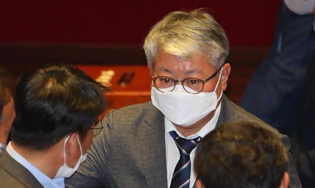 조응천 더불어민주당 의원 ⓒ뉴시스