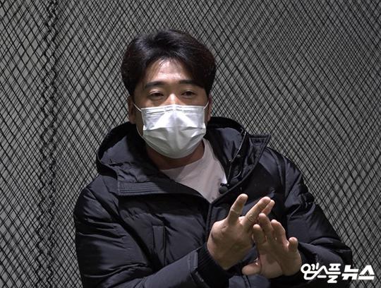 키움 구단의 선수 대상 갑질과 팬 사찰 의혹을 제기한 이택근(사진=엠스플뉴스)