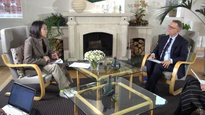 정의당 장혜영 의원- 뻬까메쪼 주한 핀란드대사 대담