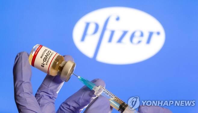화이자 코로나19 백신 [로이터=연합뉴스 자료사진]