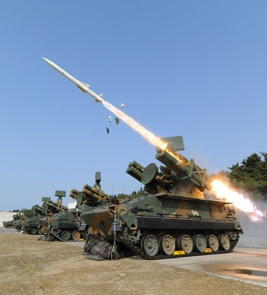 육군 천마 실사격 훈련 (출처 국방홍보원)