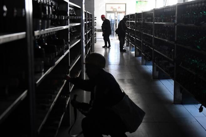 기사와 직접 관련 없음. /사진=AFP
