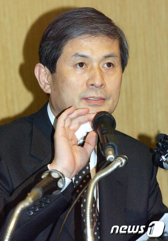 황우석 전 서울대 교수.
