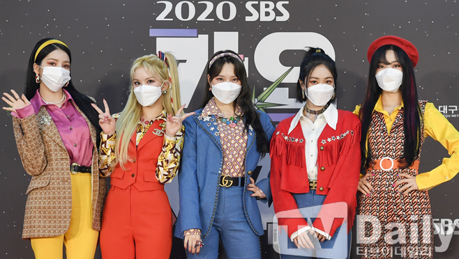The 2020 SBS Song Daejeon in DAEGU Red Carpet event was pre-recorded on the evening of the 25th.Singer GFriend attended the SBS song Daejeon red carpet event.Boom, Kim Hee-chul and April Naeuns 2020 SBS Song Daejeon will be held under the theme of The Wonder Year.BTS, TWICE, Seventeen, Godseven (GOT7), MonstaX (MONSTA X), Mamamu, Jesse, New East, GFriend, Omaigol, Eyes One (IZ*ONE), The Boys, Stray Kids, (Women) Kids, ATIZs There are, you know (ITZY), Tomorrow by Together (TOMORROW X TOGETHER), April, Momoland, Cravity (CRAVITY), Treasure (TREASURE), Espa, Enhyphen (ENHYPEN) appear and shine their seats.