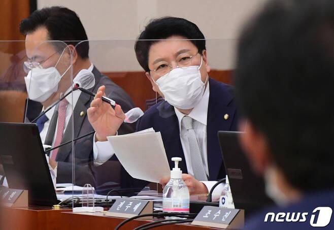 장제원 국민의힘 의원 2020.10.8/뉴스1 © News1 박세연 기자