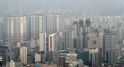 서울 일대 아파트 단지(사진=뉴시스)