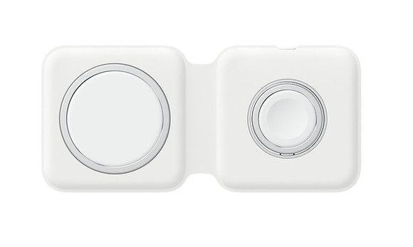 애플 무선충전기 '맥세이프 듀오'.ⓒ애플