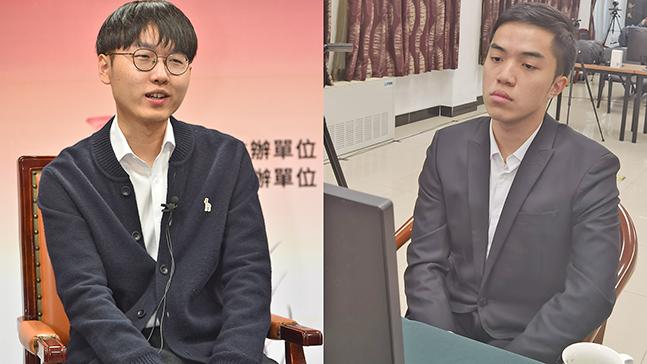 세계랭킹 1위 신진서(왼쪽) 9단이 12위 셰커(오른쪽) 8단과 '바둑 올림픽'이라 불리는 응씨배 결승 3번기에서 맞붙는다. 사진=한국기원 제공