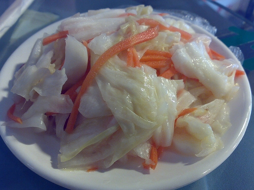 중국 파오차이(泡菜) [위키피디아]