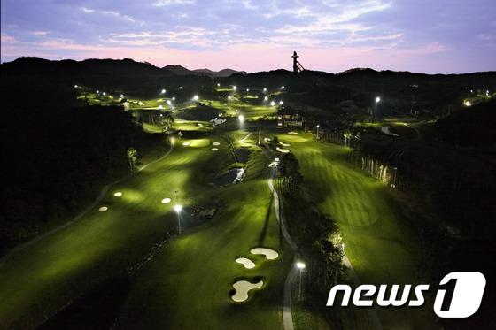 강원 평창 알펜시아리조트 골프장. (자료 사진)© News1