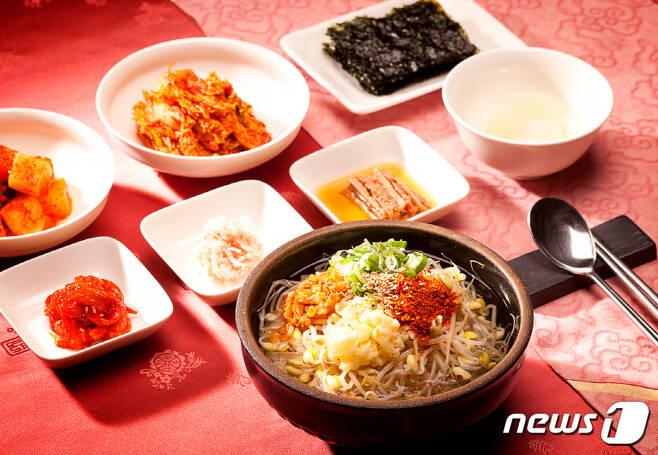전주 콩나물국밥© 뉴스1