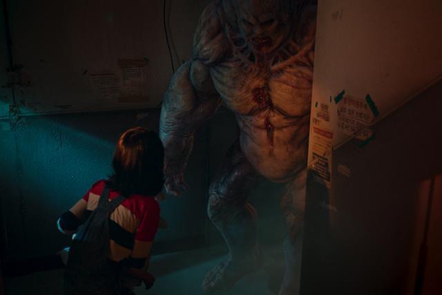 지난해 12월 공개된 '스위트홈'. 기존 방송에선 볼 수 없었던 괴물들을 등장시켜 이야기를 전개한다. 넷플릭스 제공