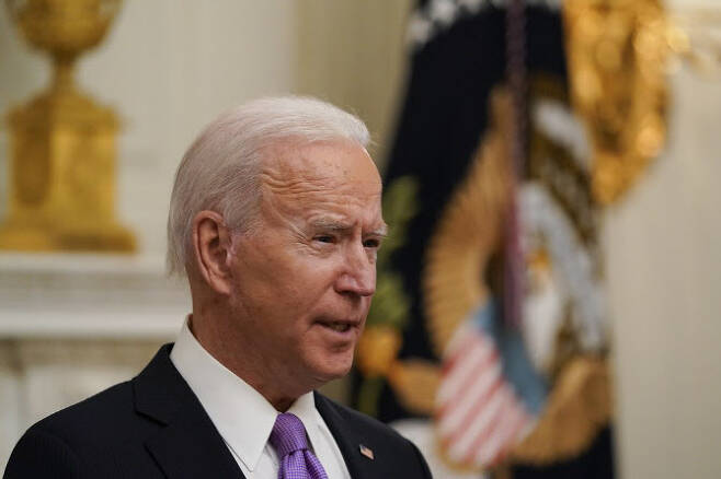 조 바이든 미국 대통령 (사진= AP)