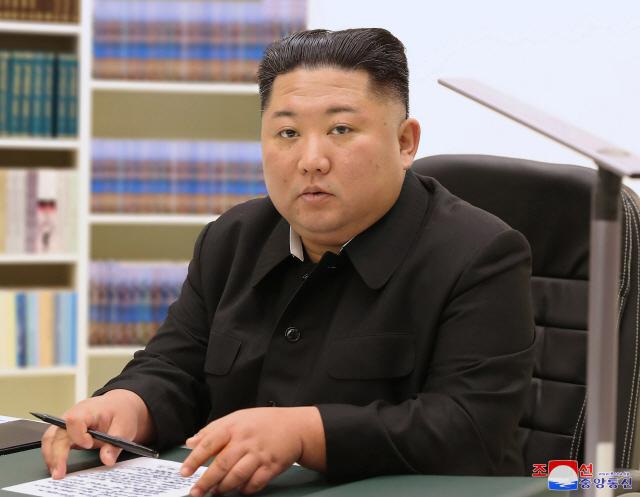 김정은 북한 국무위원장. /연합뉴스