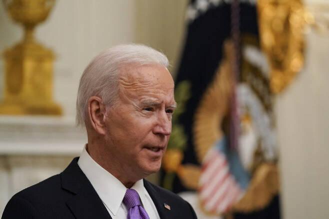 조 바이든 미국 대통령(사진= AP)