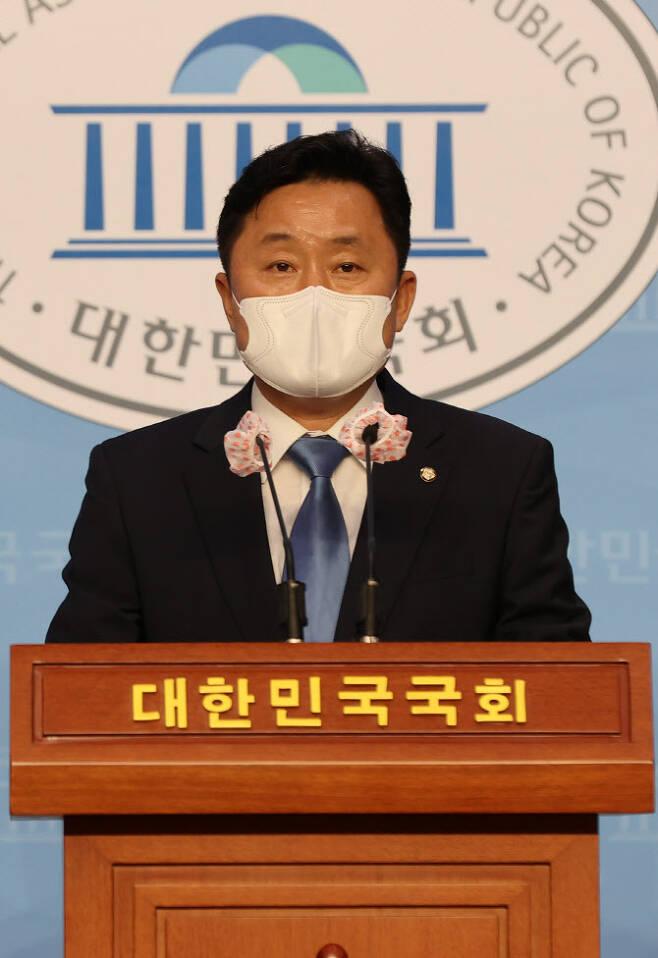 최인호 더불어민주당 수석대변인(사진=연합뉴스)