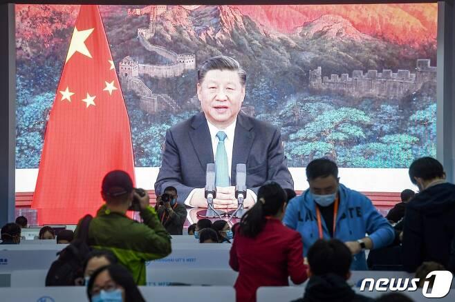 시진핑 중국 국가주석. © AFP=뉴스1