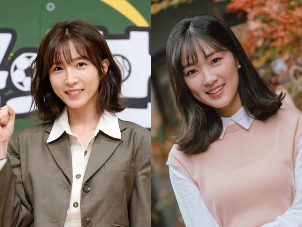 이초희(왼쪽) 김혜윤(오른쪽)이 새 예능 '뷰티 앤 더 비스트'에 출연한다. SBS, 싸이더스HQ 제공