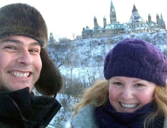 제시 티슬(45)과 그의 아내. /사진=뉴스1