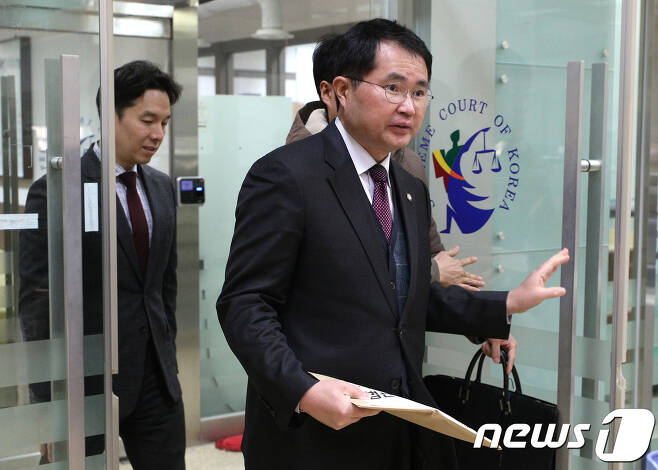 여운국 변호사. /뉴스1 DB © News1 신웅수 기자