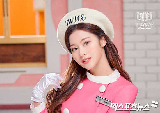 The main visual of the Japan Online concert by group TWICE member Sana has been released.On the 15th, TWICE Japan official SNS released the Sana teaser image of TWICE in Wonderland Online Live, which will be held on March 6.In the public image, TWICE Sana is wearing a white beret with the phrase TWICE and smiling with a name tag written TWICE SANA in a pink costume.Netizens praised Sanas deadly beautiful looks by posting images that are blinded by light or hold hearts in comments.Meanwhile, JYP Entertainment announced that TWICE will hold Online Live TWICE in Wonderland at 7 pm on March 6.As part of Japans largest mobile operator, NTT DoCoMos Physical Connect Special Live, the event will be held with a total of advanced technologies such as extended reality (AR) and complex reality (MR).It is going to catch the attention of local fans with a lively stage as if watching a concert in front of them.Last year, TWICE was scheduled to perform the Tokyo Dome performance twice, but it was postponed and canceled due to unavoidable circumstances.NTT DoCoMo said, We will realize a live concert that could not be held in Japan in 2020 as another TWICE world. To meet TWICE again with everyone in a real world, we have given meaning to the trip to reverse the imagination of everyone we lost.TWICE conducted its first online concert Beyond LIVE - TWICE: World in A Day through Naver V Live last August.1 Video and new media brand of entertainment media.