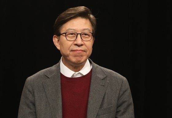 박형준 국민의힘 부산시장 경선후보(전 청와대 정무수석).