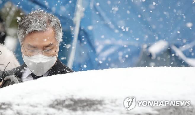 최강욱 대표 [연합뉴스 자료사진]