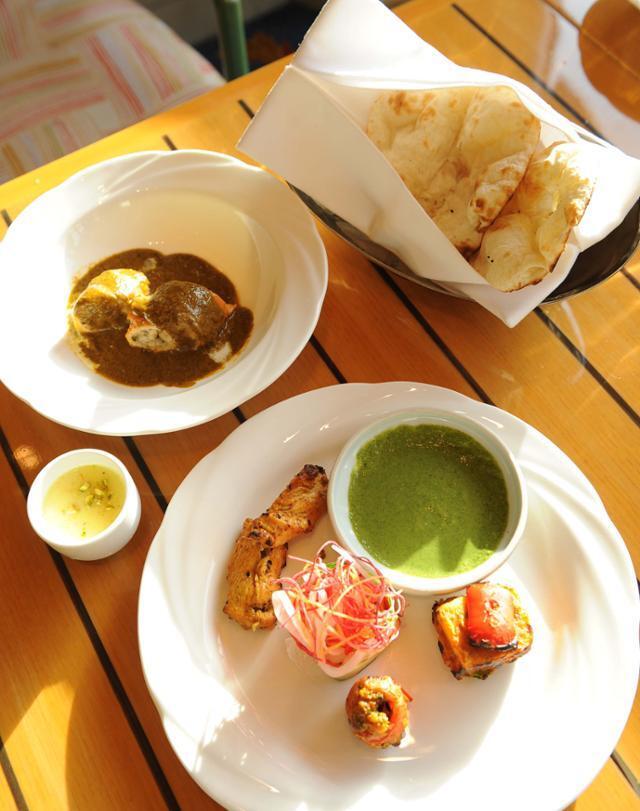 인도식 요리. 한국일보 자료사진