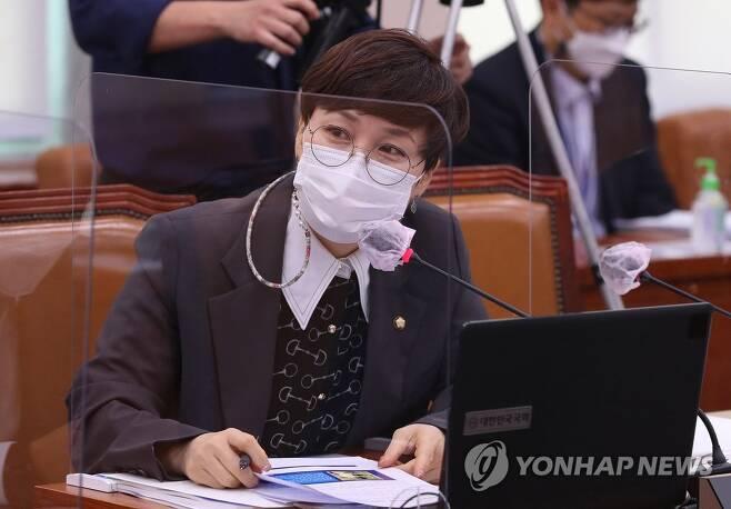 더불어민주당 임오경 의원 [연합뉴스 자료사진]