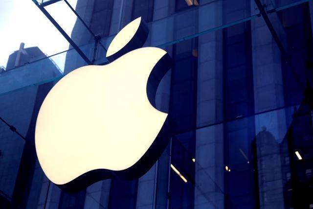 미국 뉴욕 맨해튼5번가에 위치한 애플 스토어 모습. 로이터 자료사진