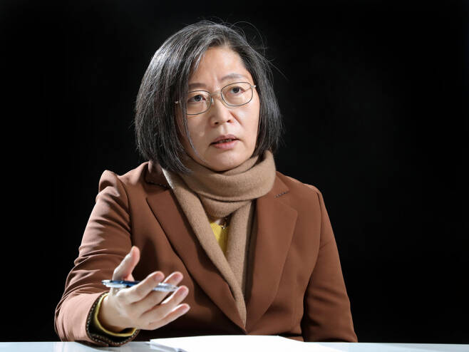 이수정 경기대학교 범죄심리학 교수 ⓒ시사저널 임준선