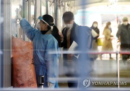 동두천서 81명 무더기 확진…79명 외국인 [연합뉴스 자료사진]