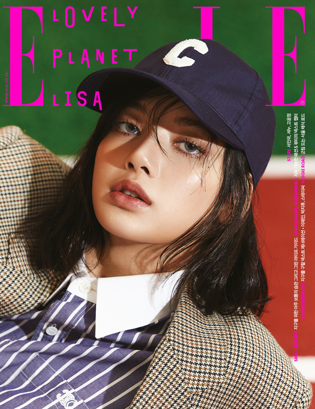 BLACKPINK Lisa has graced the cover of the April issue of Elle.Lisa recently conducted photo shoots and interviews with fashion magazine Elle, which featured spring vigor as a motif for the track stadium.After the photo shoot, the interview was conducted.Asked about BLACKPINKs first live stream concert held in January, he said, I have a fever when I meet fans who are holding cheers.However, as there are fewer physical constraints than overseas tours, we were able to show high-quality stage devices and angles. Its important to feel happy for yourself, and thats why Im trying to show myself without hiding myself, he said.My family and old friends said that since I was a child, I was like a bright and mischievous person, he said.As for participating as a guest judge at the Andam Fashion Awards in France, he said, I think I may be one of the new generations in the fashion world.I am really looking forward to it. The April issue cover, which features the charm of cover star Lisa, will be released in four versions: Lisas picture, interviews, and videos can be found in the April issue, website, and YouTube channel.