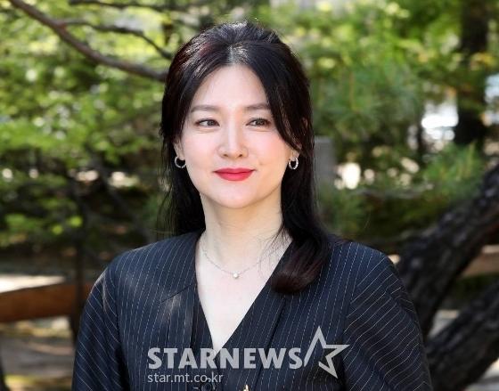 배우 이영애 /사진=홍봉진 기자 honggga@