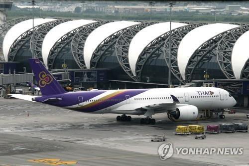 태국 방콕의 수완나품 국제공항 모습(자료사진) [AP=연합뉴스]