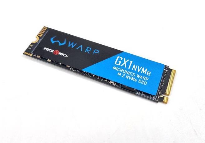 마이크로닉스 워프 GX1 M.2 NVMe SSD