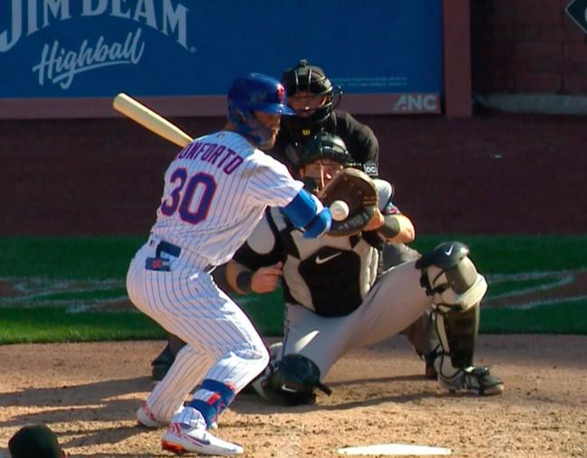 [사진] MLB TV 중계화면