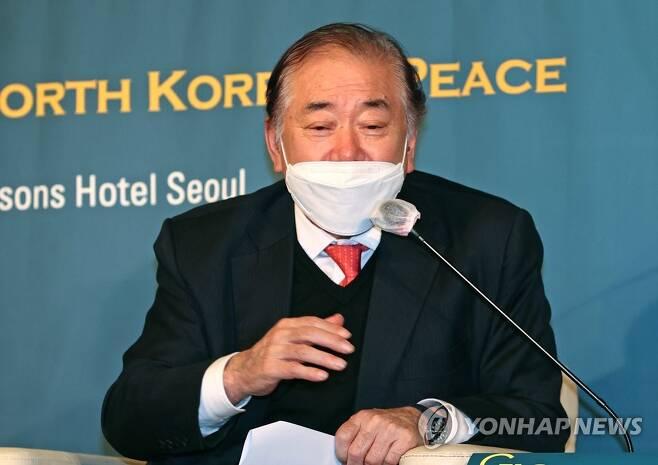 문정인 세종연구소 이사장 [서울=연합뉴스 자료사진] 2020.12.17
