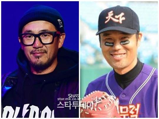 이하늘(왼쪽), 고 이현배. 사진l스타투데이DB, KBS
