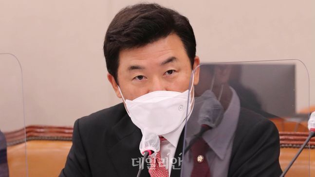 국민의힘 윤영석 의원 ⓒ데일리안 홍금표 기자