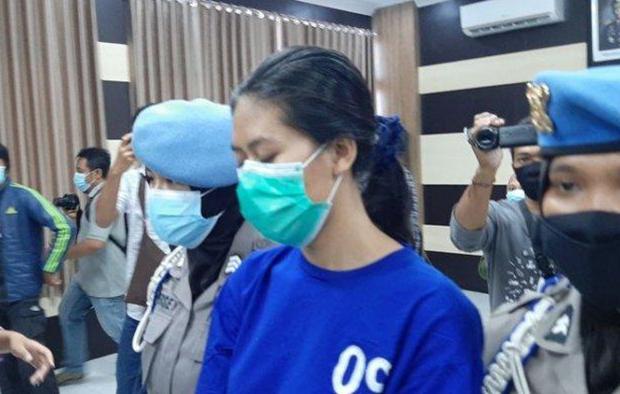 용의 여성은 현재 재판에 넘겨져 판결을 기다리고 있다. 현지언론에 따르면 유죄 판결시 최고 사형에 처할 전망이다.