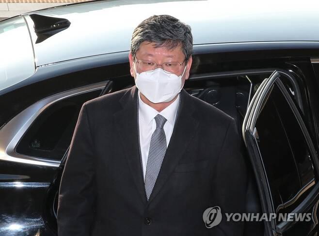 이용구 법무부 차관 [연합뉴스 자료 사진]