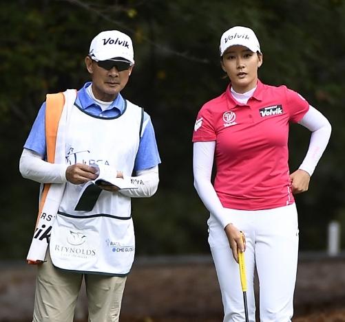 미국여자프로골프(LPGA) 투어에서 활약하는 최운정 프로. 사진제공=Getty Images