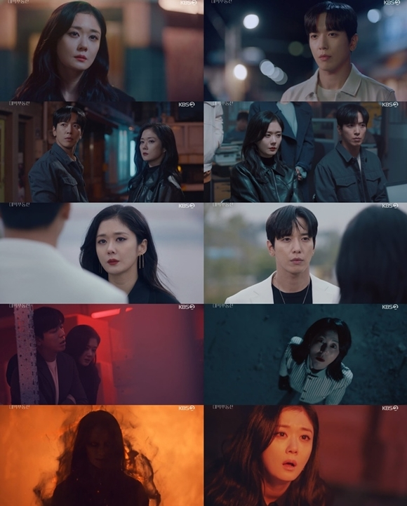 KBS2 수목드라마 '대박부동산'에서 장나라와 정용화, 강말금은 안길강이 놓은 덫에 걸리며 위기에 처했다. /KBS2 제공