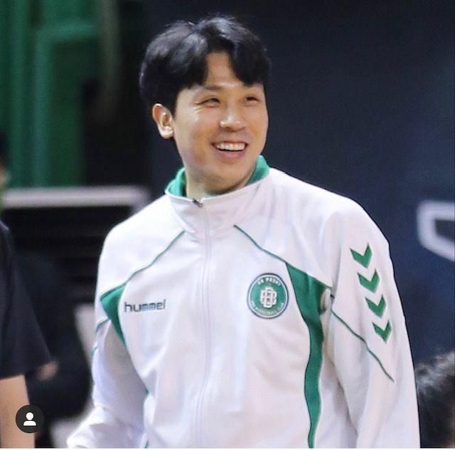 은퇴를 선언한 김태술. ⓒ 원주DB