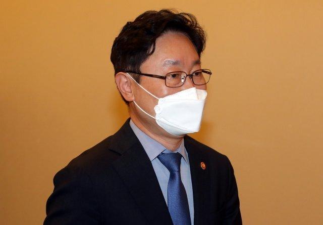 박범계 법무부 장관. 사진공동취재단