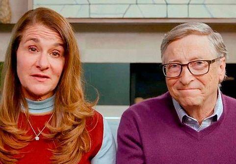 멀린다 게이츠(왼쪽)과 빌 게이츠(오른쪽) 부부. /AFP 연합뉴스