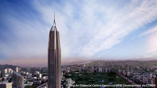 출처: The Skyscraper Center 홈페이지